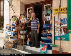Vourliotes Samos Greece Elderly Man Standing Outside Grocery Shop Samos Greece, Elderly Man, Man Standing, Greece Travel, Stock Pictures, Photo Library, Islands, Vacations, Landscapes