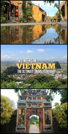 How to spend two weeks in Vietnam -- lots of tips and a usable itinerary which will show you the highlights of Vietnam.