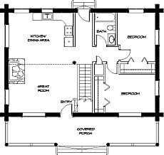 Cabin Floor Plans compact cabin floor plans Small Cabin Floor Plans Cozy Compact And