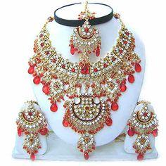Diamond Bridal Jewelry Set NP-60