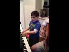 6-Year-Old With Autism Blows Us Away on the Piano (VIDEO). So precious and amazing. Must watch!