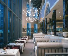 Spiaggia Chicago - Amazing meal, impeccable service.  Top Chef runner up Sarah Grueneberg's gig.  Gnocchi was the BEST.  Padma said Sarah's Hazelnut cake was the best dessert she'd EVER had on Top Chef.  I, humbly, agree.