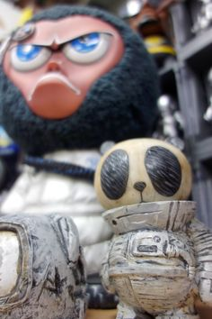 2014 ATC cacooca Spacesuits Panda & Apextaobao Special Version (Winson ma)
