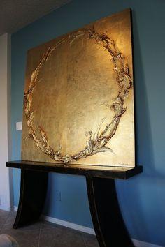 Gold Leaf by Cody Hooper.