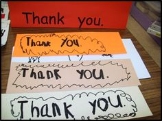 "A Nellie Edge Kindergarten Writing  Seminar strategy:  Any time of year is a grand time to invite children to express gratitude and love by writing  secret messages to take home and  hide for their families to find... under their dad's pillow, in the refrigerator, under the computer. From ""Sing, Sign, Spell, and Read! (CD, Anthology and Fingerspelling templates) by Nellie Edge."