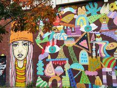 Kunst und Kultur mitten in der Stadt: Streetart in Köln-Ehrenfeld