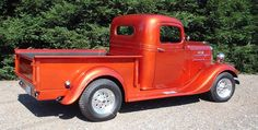 1936 chevy truck | ... Gallery -- Another great antique Chevy / GMC Truck Restoration