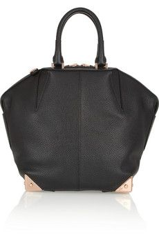 Alexander Wang The Emile textured-leather tote | NET-A-PORTER