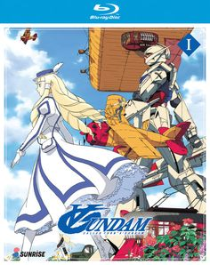 """BackAbout Turn A Gundam Collection 1 Blu-ray Turn A Gundam Collection 1 contains episodes 1-25.In Turn A Gundam a separate race of humanity has lived on the moon for 2000 years. Known as """"the Moonrace,"""" their technology is leaps and bounds beyond those that stayed behind on the Earth's surface. Now seeking to return to their original home, the Moonrace send three teenagers, Loran, Keith, and Fran, down to Earth on a reconnaissance mission to test the viability of its environment.After…"""