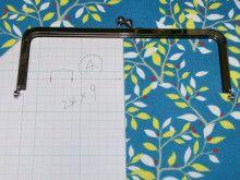 【ハンドメイドがま口の作り方!】「世界に1つ」を自分で作ろう! Bijoux Fil Aluminium, Frame Purse, Quilt Patterns, Purses And Bags, Diy And Crafts, Knit Crochet, Quilts, Sewing, Knitting