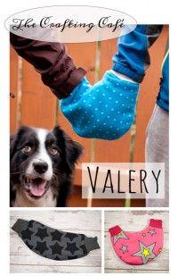 Valentins-Freebie: Valery, der Partnerhandschuh