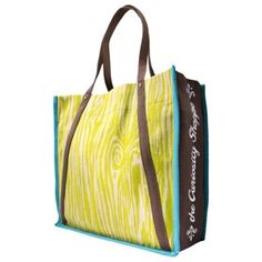Curiosity Shoppe at Target® Novelty Grocery Tote