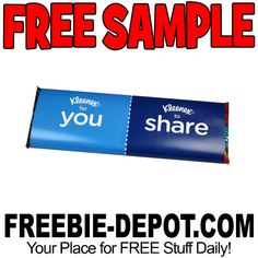 ►► FREE SAMPLE - Kleenex Share Pack ►► #Free, #FREESample, #FREEStuff, #Freebie, #Frugal, #Share ►►