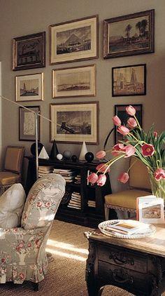 MDS Interviews Veere Grenney  | http://apartmentdesigncollections.blogspot.com