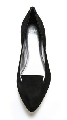 Vero Pointed Toe Flats // Belle by Sigerson Morrison