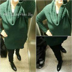 MUOTI&TYYLI. SYKSY&TALVI. TRENDIKÄS Kiva vihreä vanha Neulepaita, tunika, mustat farkut ja kengät. Arki ja ulkoilutyyliä. Tykkäätkö Sinä? Nähdään...HYMY  #muotiblogi  #muoti #blog #tyyli #asu #neulepaita #tunika #mustathousut #kengät #trending #nauhakengät #syksy #neule #asu ❤🌍👋👣📷👀☺😉💡📚👋