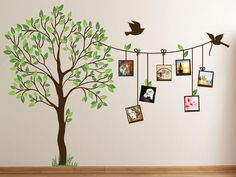 Cute-Family-Tree-Wall-Decal-Paint-for-Bedrooms.jpg Cute-Family-Tree-Wall-Decal-Paint-for-Bedrooms.jpg Cute-Family-Tree-Wall-Decal-Paint-for-Bedrooms. Tree Wall Painting, Simple Wall Paintings, Creative Wall Painting, Tree Wall Art, Diy Painting, Painting Flowers, Painting Trees On Walls, Tree Art, Wall Painting Design