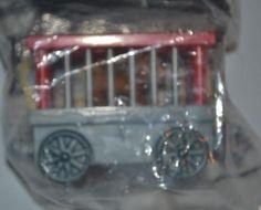 Sonic Wacky Raid Express Train Coach Toy