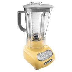 KitchenAid Blenders combine outstanding performance, durability and an easy to clean design to perform everyday kitchen tasks from making smoothies to pureeing vegetables for soup,