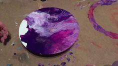 Fluid Acrylic Painting #3