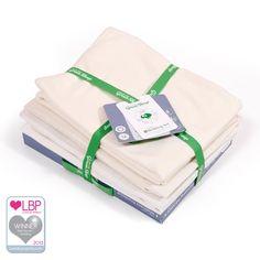 Organic Moses Basket Bedding Set | Bedding Sets | Little Green Sheep