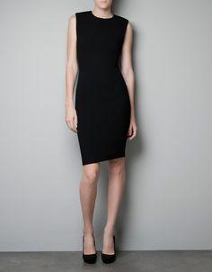 Zara - FITTED STUDIO DRESS