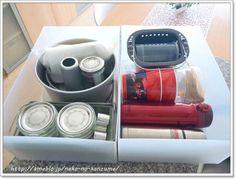 キッチン吊り棚の収納 の画像|メグメグの好奇心♪♪ 収納インテリア