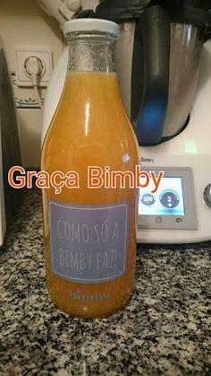 Bimby Truques & Dicas: Néctar tipo compal – Pêssego