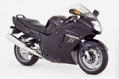 Honda CBR1100XX.