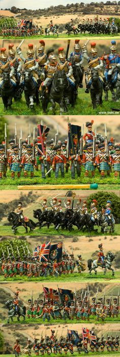 Benno's Figures Forum • My Waterloo 1815 and Borodino 1812 Galleries