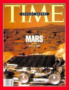 Mars July 4, 1997' Mars Pathfinder's Sojourner