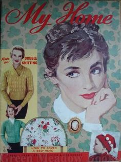 My Home magazine from April 1958