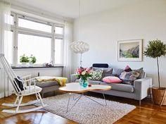 Inspiración Deco: casas con color y de estilo nórdico | Decoración
