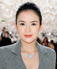 Crouching Tiger Star Ziyi Zhang Welcomes Her First Baby—a Girl! from InStyle.com