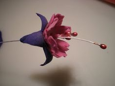 Diane's Decorating Diary: Fuchsia Tutorial - Part 2