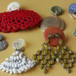 Segredinho: guardar brincos com botões