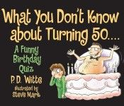 A hilarious account of turning 50.