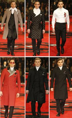 PRADA STEAMPUNK FASHION FOR MEN | Seed of Thought: Prada Fall-Winter 2012/13
