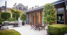 Belgravia Roof Terrace | London garden design, garden maintenance, garden construction