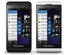 Z10, BlackBerry