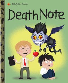 Detah Note children's book
