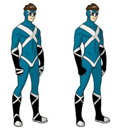 I had the opportunity to take a crack at a character model / design tweak for 's character Infinix. So I did a couple of different versions of him and Nicholas settled on the right one. I really li. Character Sheet, Character Modeling, Comic Character, Character Concept, Superhero Art Projects, Superhero Design, Superhero Suits, Superhero Characters, New Superheroes
