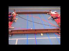 Airhockey gymles groep 6 empel - YouTube