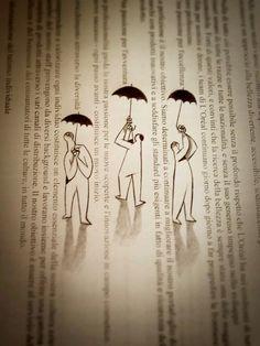 """""""Between the words"""" - bic su fotocopia sbagliata"""