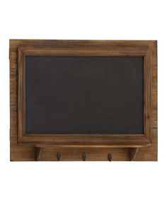 Look at this Chalkboard Wall Shelf on #zulily today!