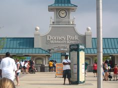 Dorney Park, Allentown, PA  I love it here. Can't wait for my daughter to enjoy it. Maybe even my Grandson someday