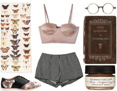 """""""In a World of My Own"""" by burnishedgold ❤ liked on Polyvore"""