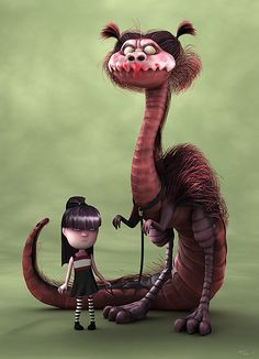 Best 3D Cartoon Characters « Cruzine