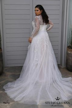 7ae6aad2bfe Plus size wedding gowns 2018 Rainy (4) Plus Size Wedding Gowns