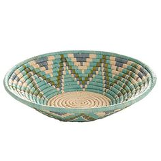 Teal Starburst Fruit or Display Basket The Crabby Nook http://www.amazon.com/dp/B01DTRRMDS/ref=cm_sw_r_pi_dp_GdXnxb1H9XVEA